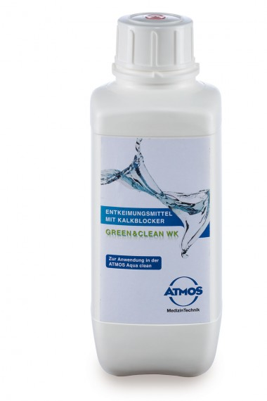 Decontamination ATMOS Green & Clean WK