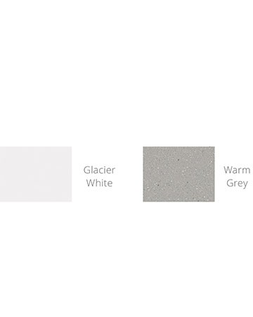 Wide range of colour options